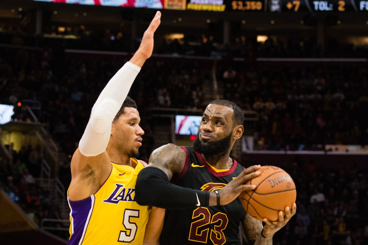 b9945e1f686 Josh Hart is excited to play with LeBron James