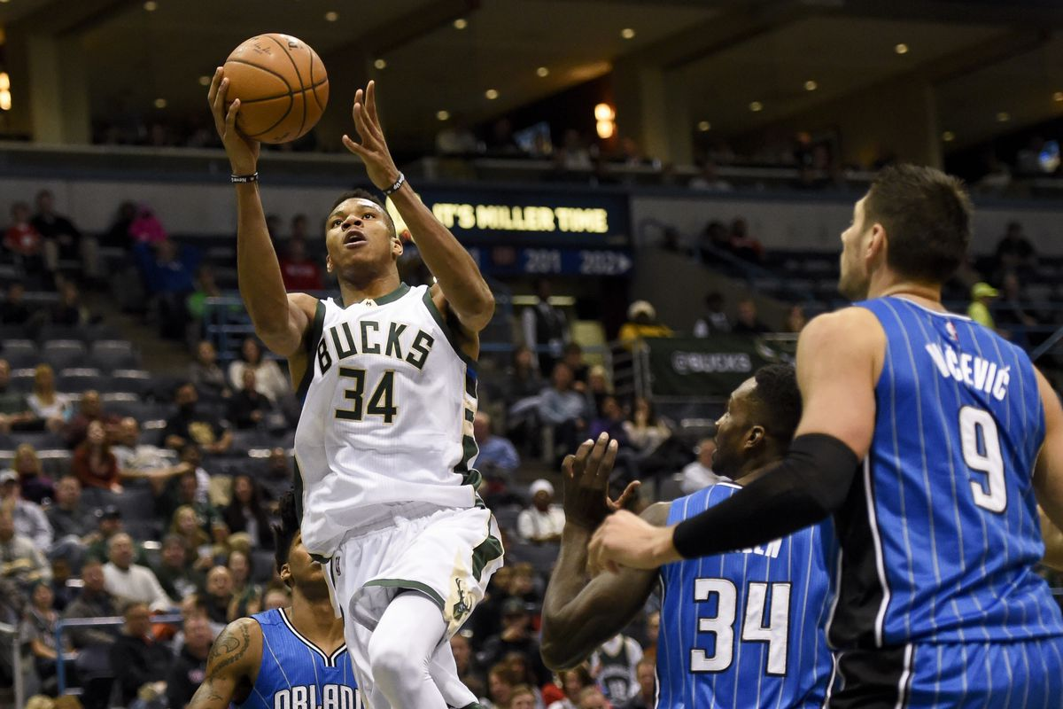 milwaukee bucks vs orlando magic game time, tv schedule and more