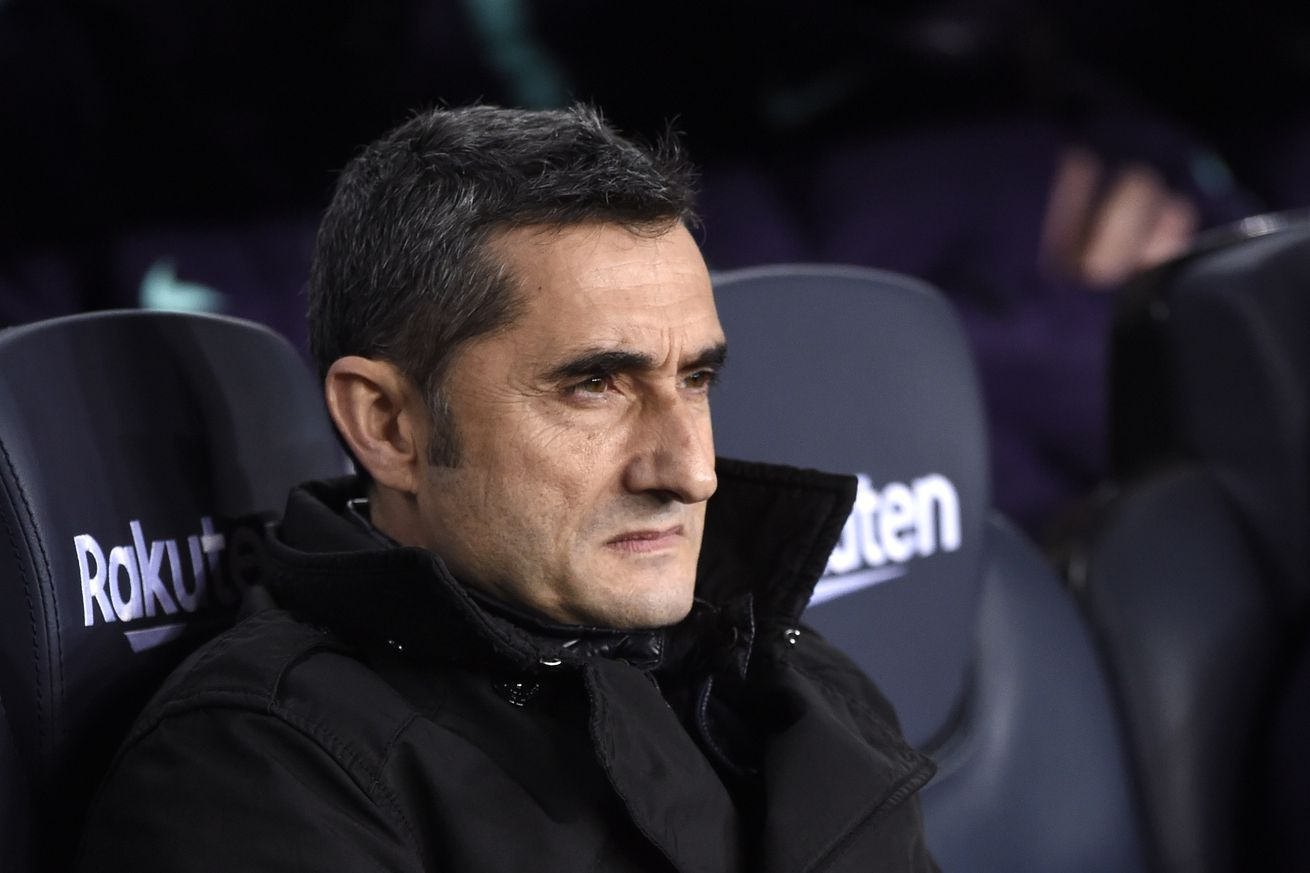 Valverde talks Messi, Dembele and Umtiti ahead of Athletic