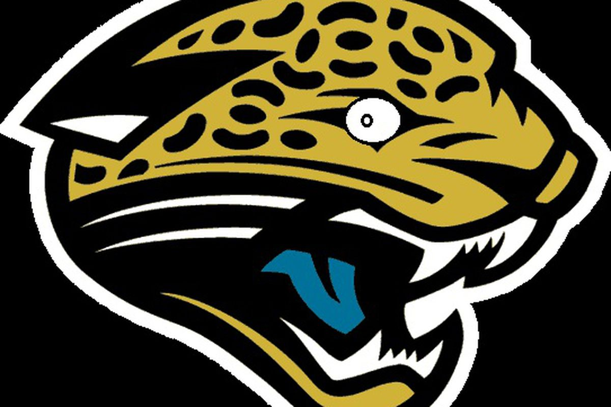 the jacksonville jaguars are getting a new logo - stampede blue