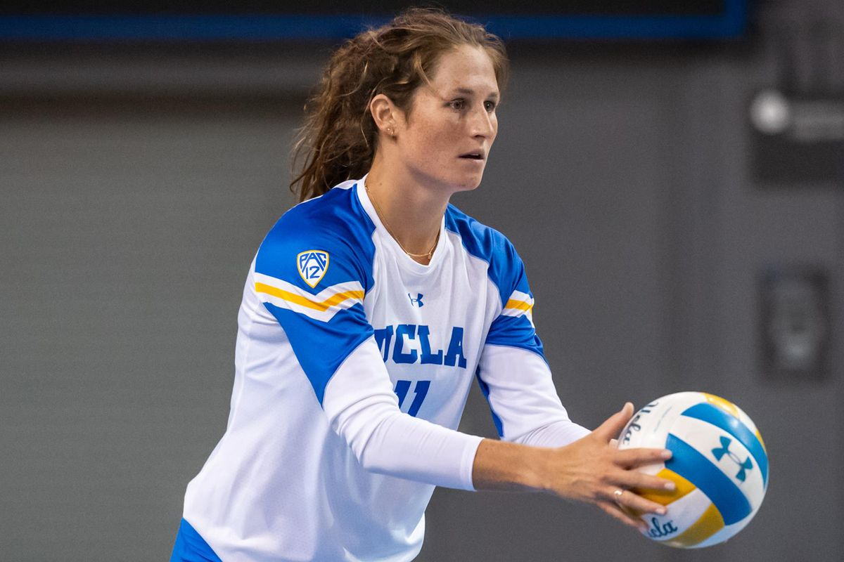 UCLA Women's Volleyball Visits UCSB After Loss to Hawai'i