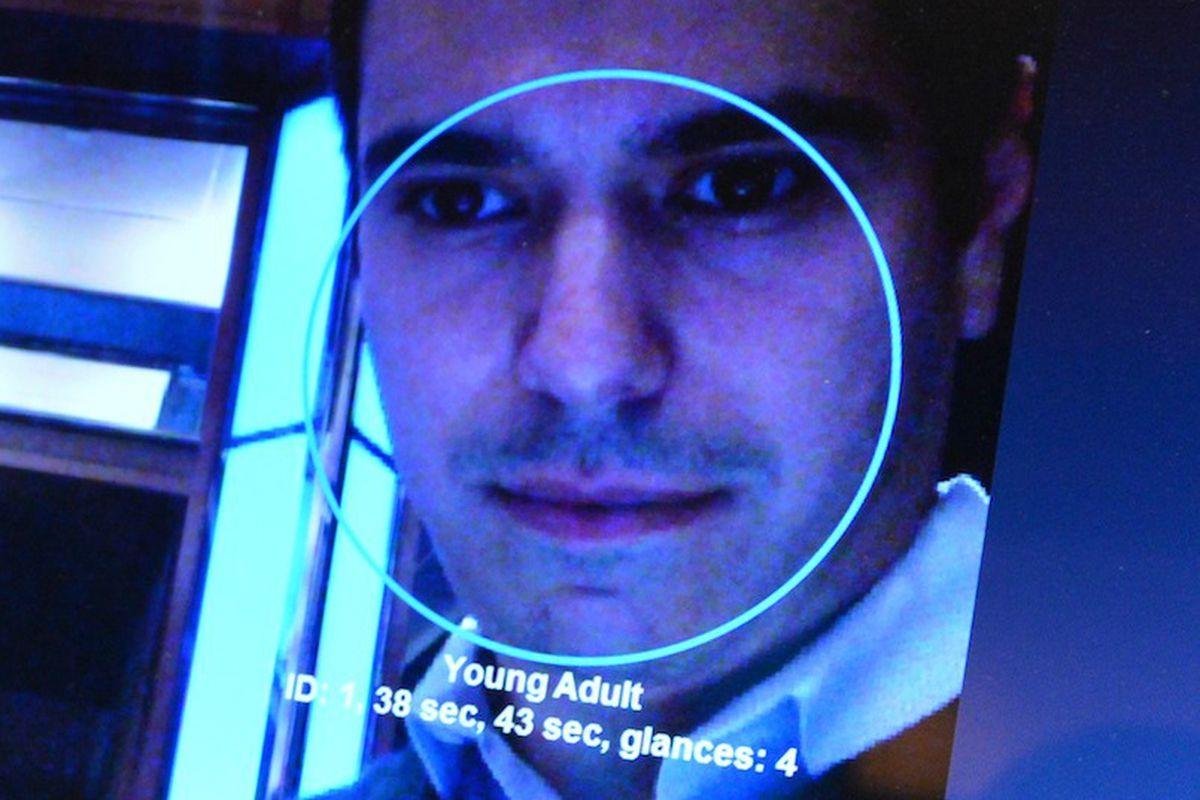 cara face detection