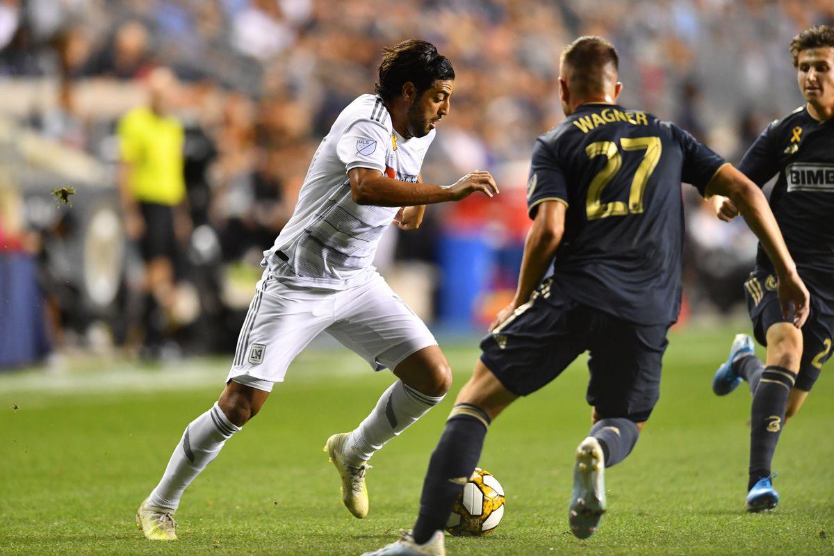 SOCCER: SEP 14 MLS - LAFC at Philadelphia Union