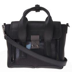 "<b>3.1 Phillip Lim</b> <a href=""http://otteny.com/catalog/handbags/tie-dye-mini-satchel.html"">Tie-Dye Pashli</a>"