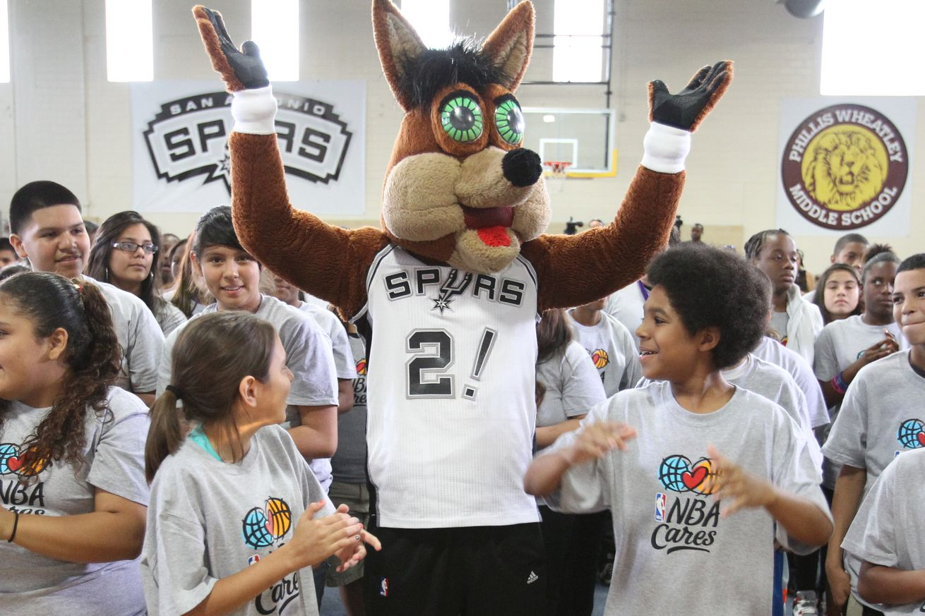 2013 NBA Finals Cares Events