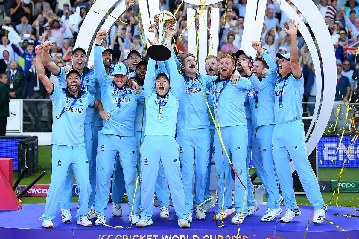 New Zealand v England - ICC Cricket World Cup 2019 Final