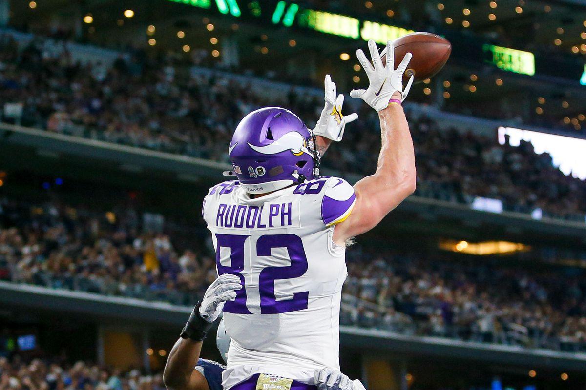 NFL: NOV 10 Vikings at Cowboys