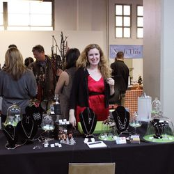 <i>Photo by Jeff Southard via SFMade</i><br> In addition to the 38Makers event, there's a larger SFMade Holiday Gift Fair on Saturday, December 13th through Sunday, December 14th at the Fort Mason Center Fleet Room. The fair runs from 10 am to 5 pm daily