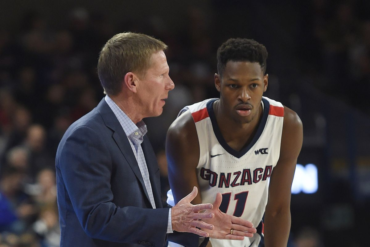 COLLEGE BASKETBALL: NOV 23 Cal State Bakersfield at Gonzaga