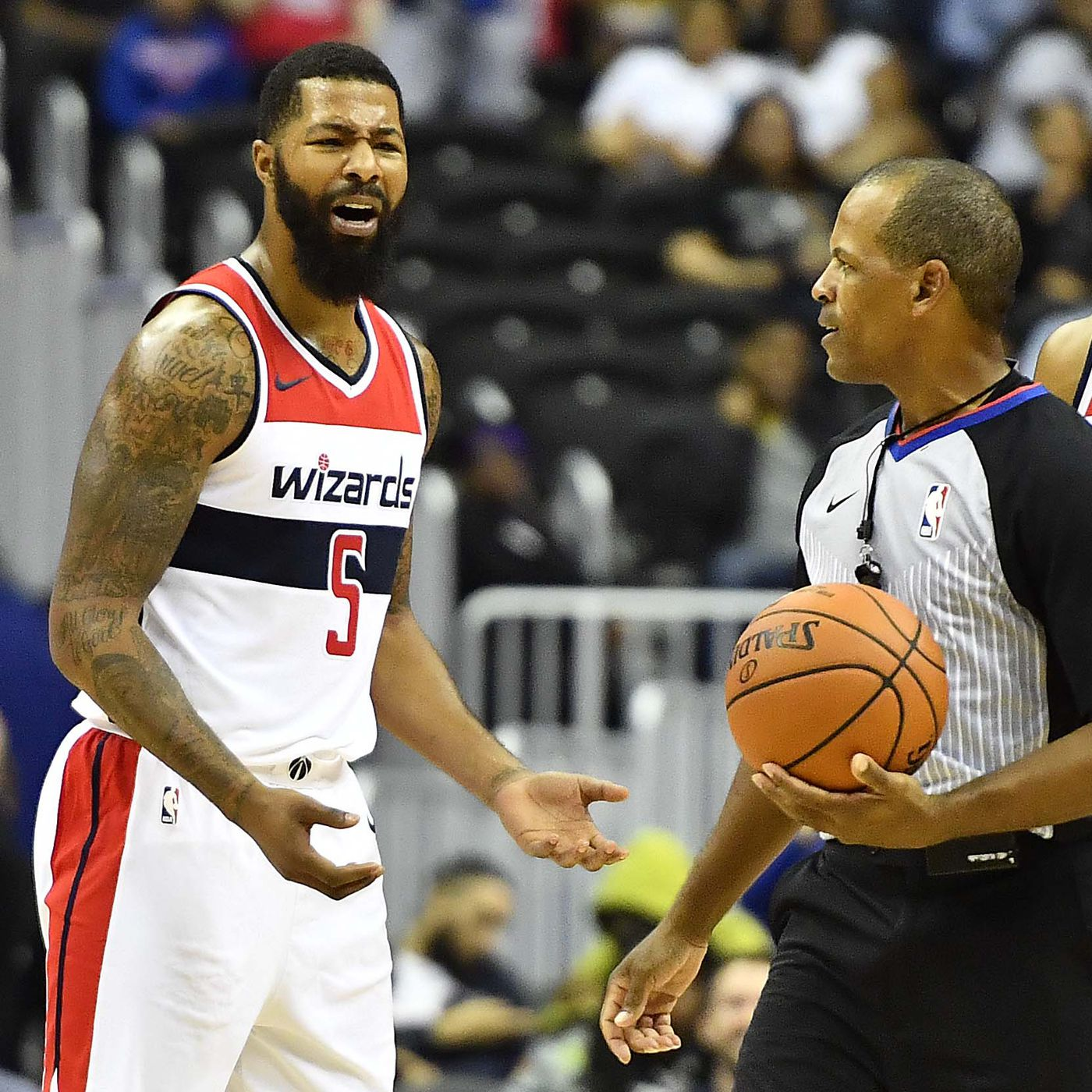 ad5dd3c9eec It didn't take long for the Wizards' bad habits to resurface - Bullets  Forever