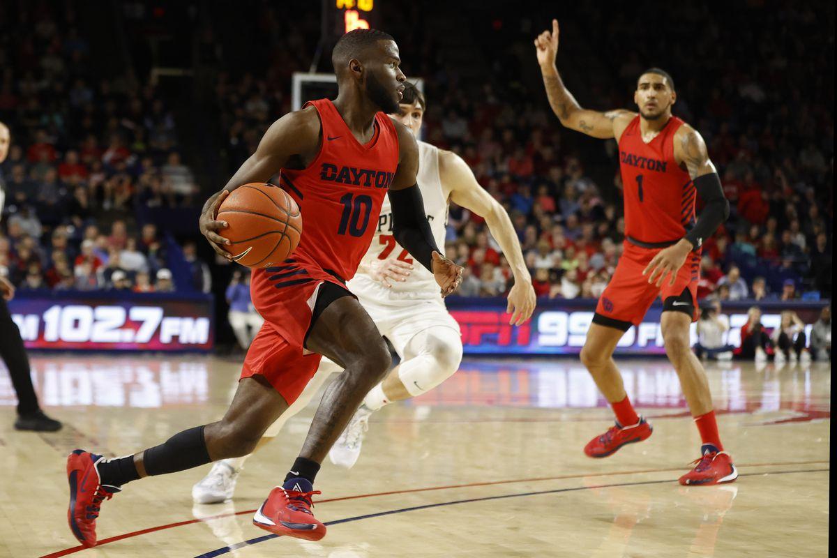 NCAA Basketball: Dayton at Richmond