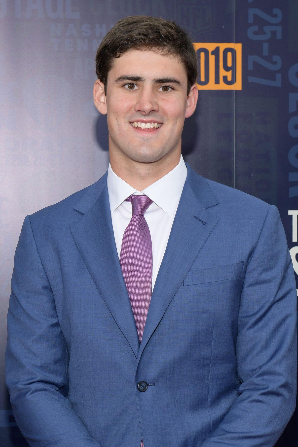 2019 NFL Draft - Red Carpet