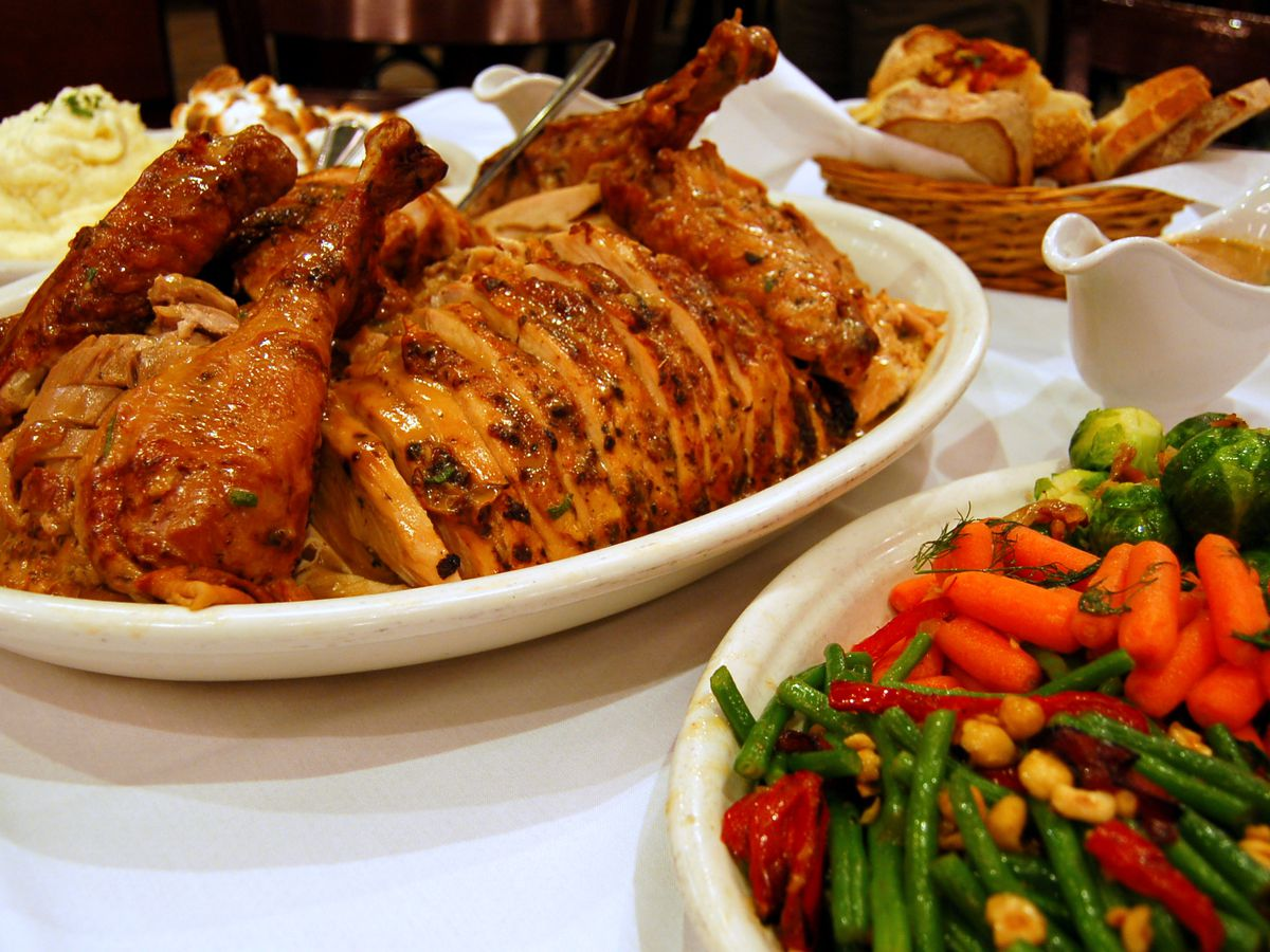 D C Restaurants That Cater Thanksgiving Dinner With To Go Menus Eater Dc
