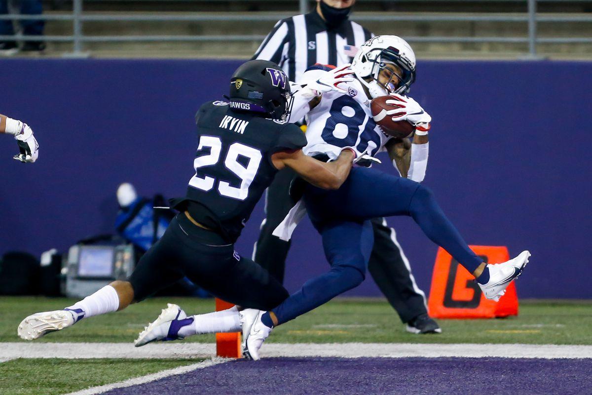 NCAA Football: Arizona at Washington