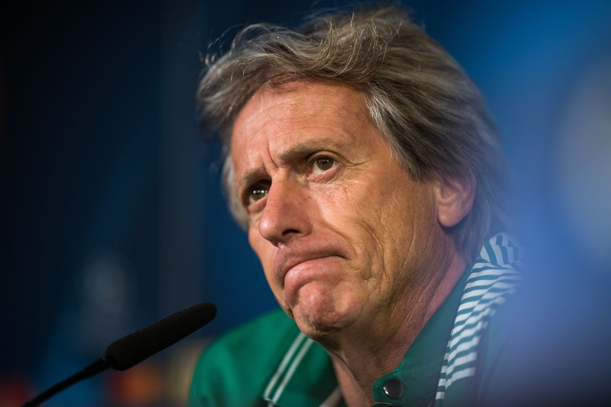 Sporting CP - Training & Press Conference