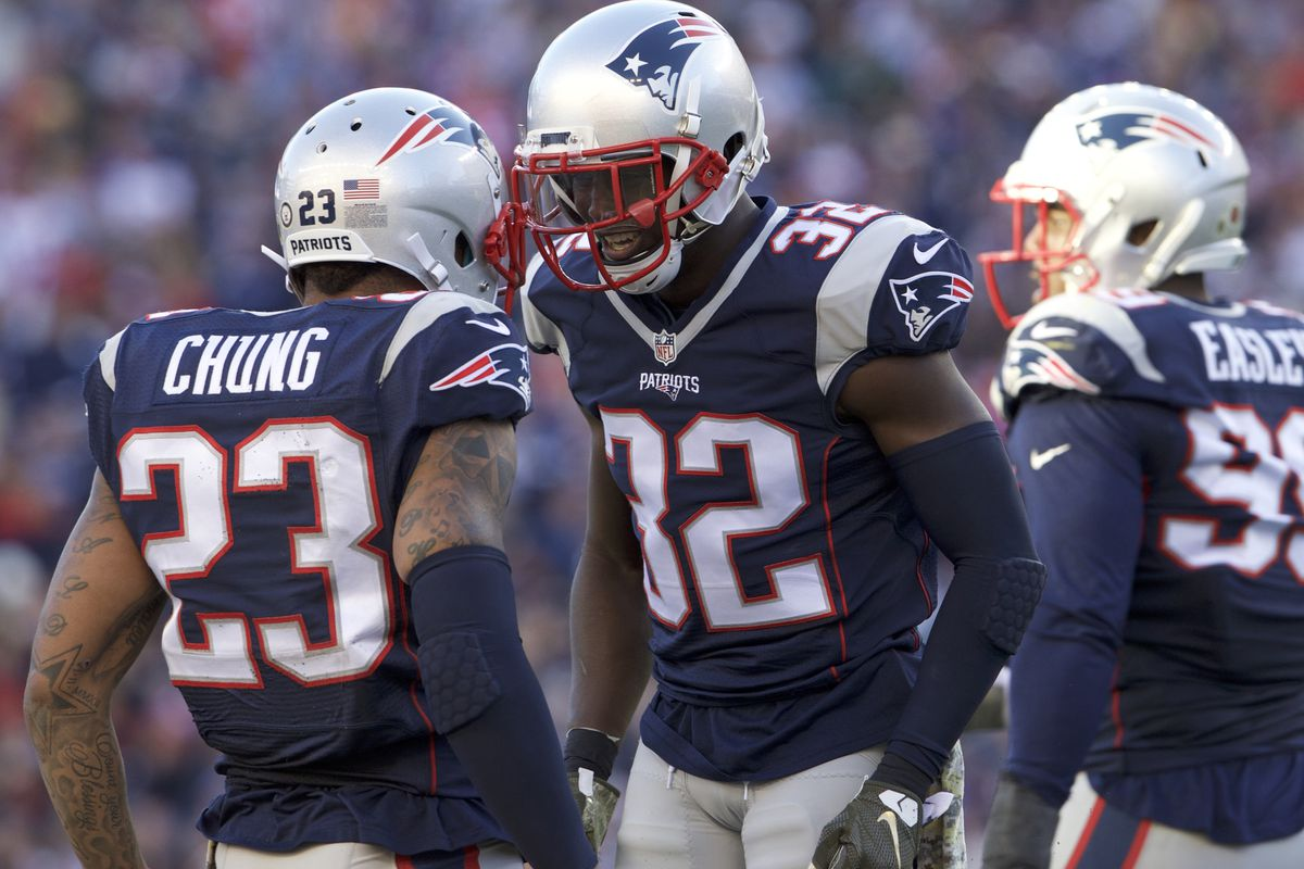Is Devin McCourty replacing Patrick Chung Pats Pulpit