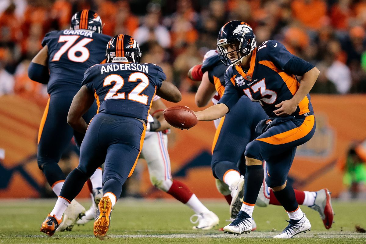 bd67df0bc5b Rumor  C.J. Anderson is on the cut trade list for the Denver Broncos ...