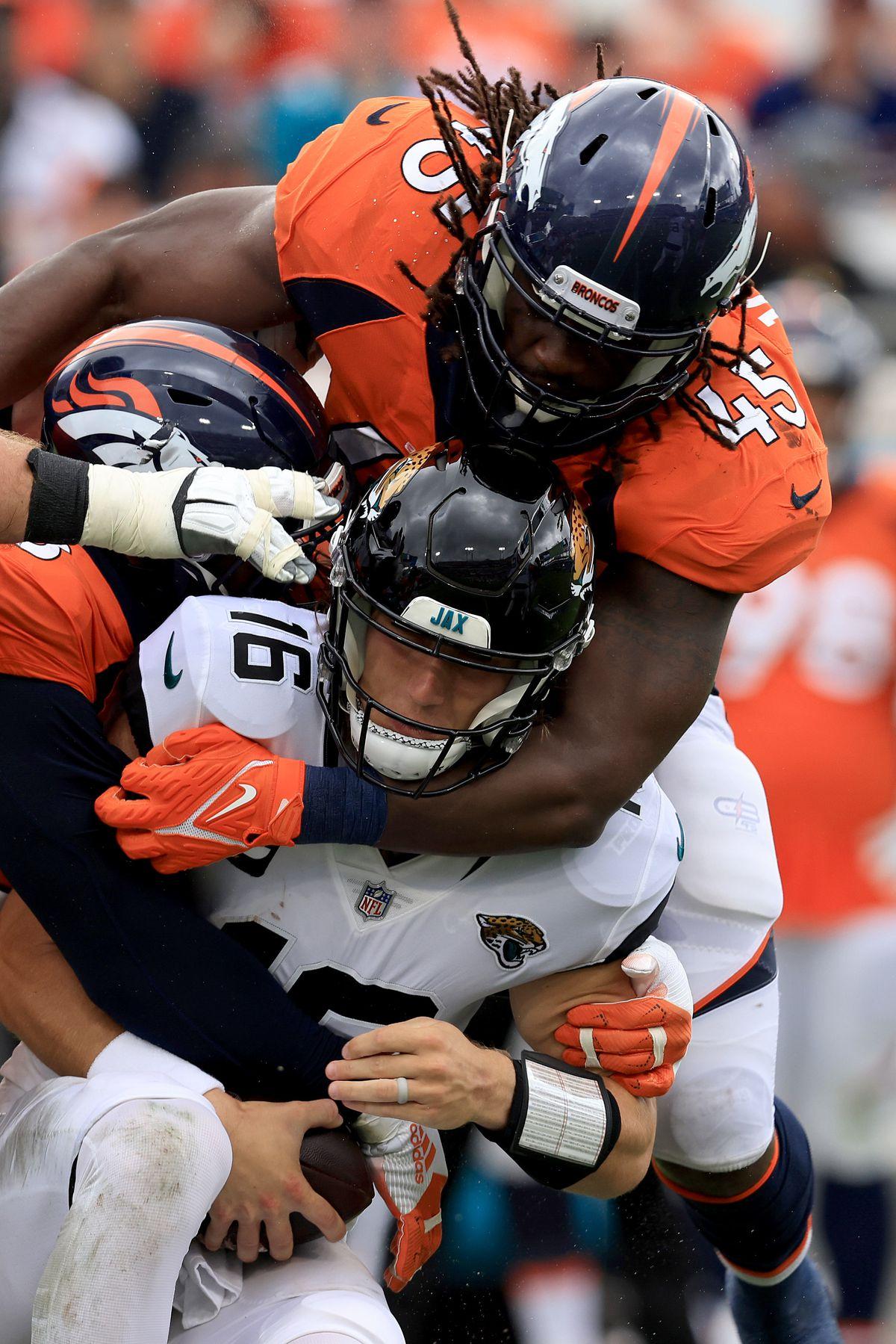 Denver Broncos v Jacksonville Jaguars