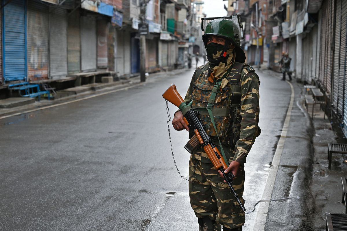 The latest India and Pakistan crisis over Kashmir, in under