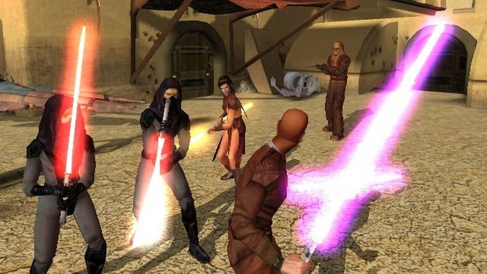 an analysis of the playing of the video game star wars the old republic