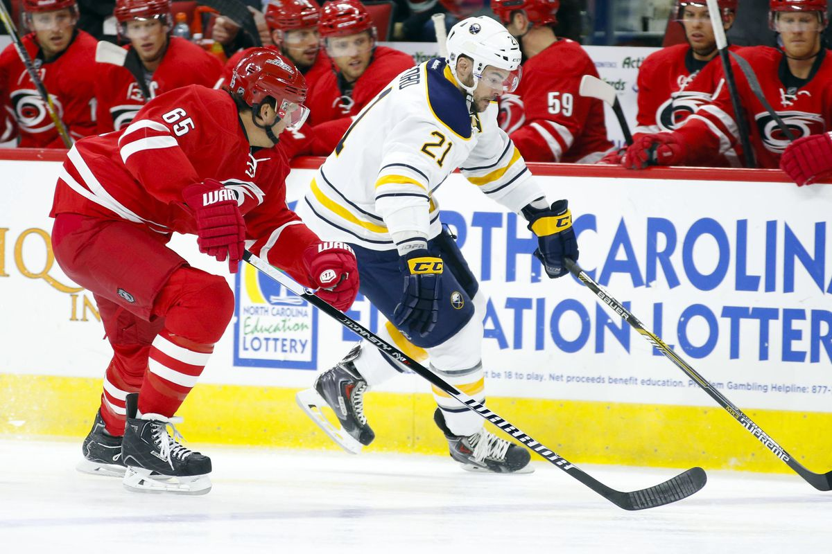 613af7f47 Buffalo Sabres at Carolina Hurricanes preview  Battle for the basement