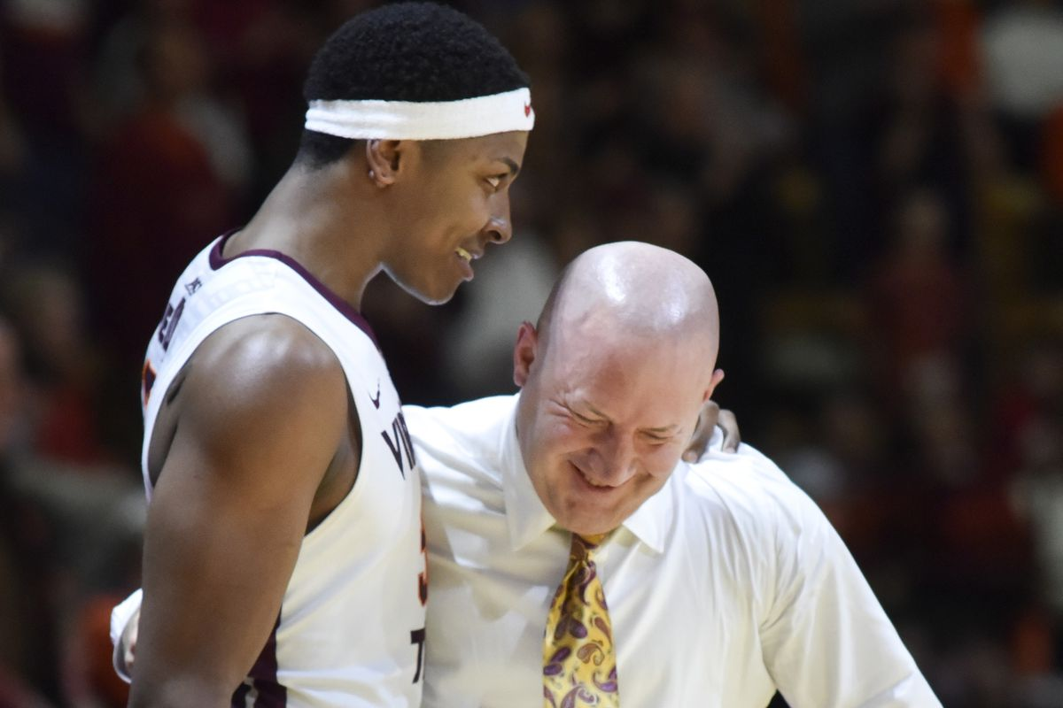 """""""Coach, you didn't win Coach of the Year""""--Everyone who watches A.C.C. Basketball"""
