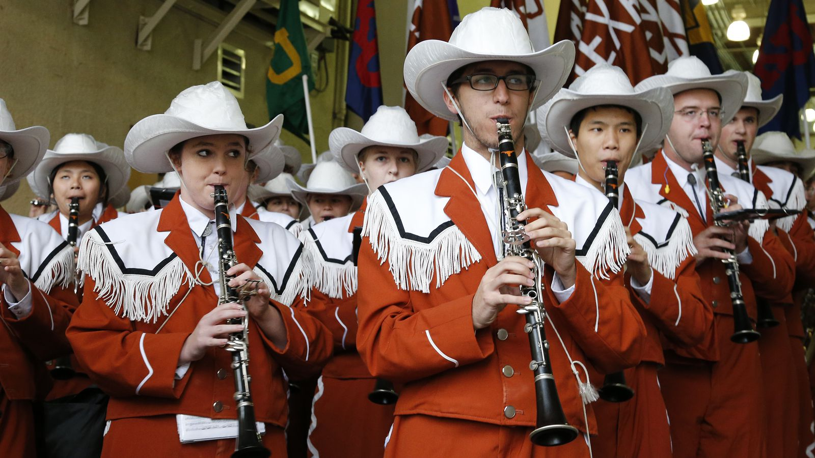 Texas releases statement on band tickets - Burnt Orange Nation