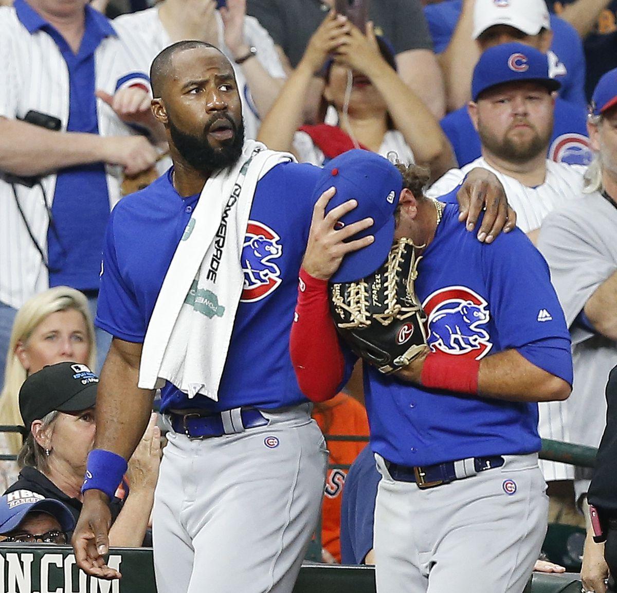 Chicago Cubs v Houston Astros