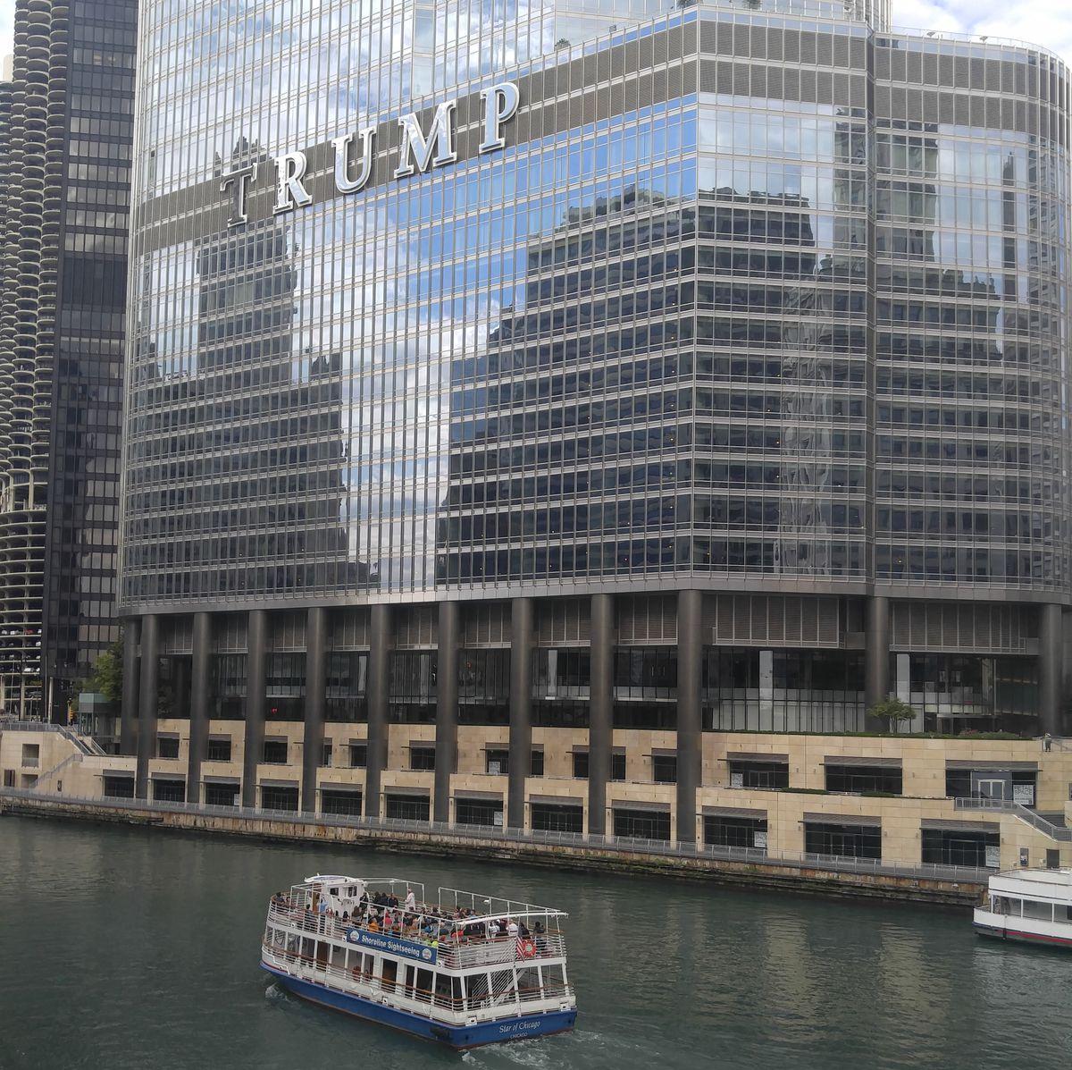 Trump International Hotel & Tower.   Sun-Times files