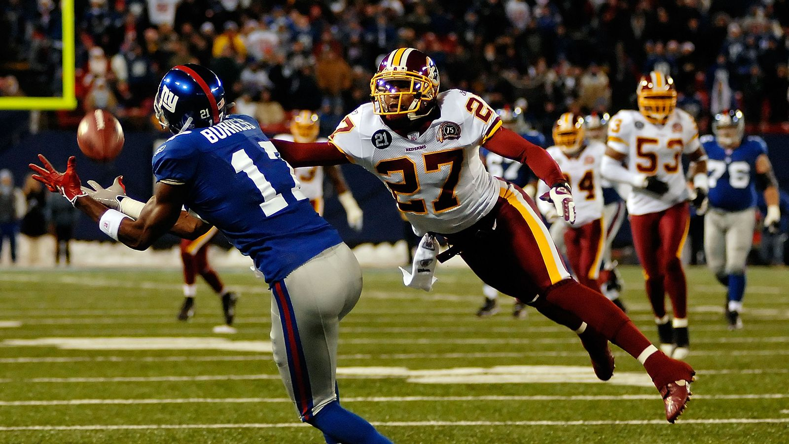 redskins vs giants