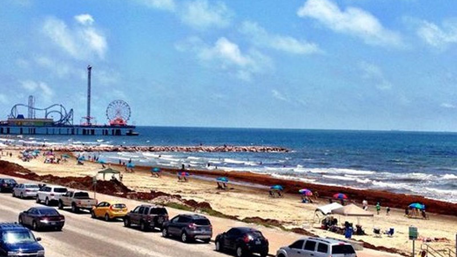 Best places to eat drink in galveston according to you for Places to go fishing in houston