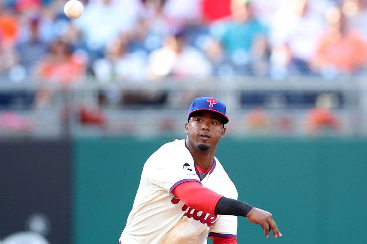 What Statcast's new defensive metric thinks of the Phillies infield
