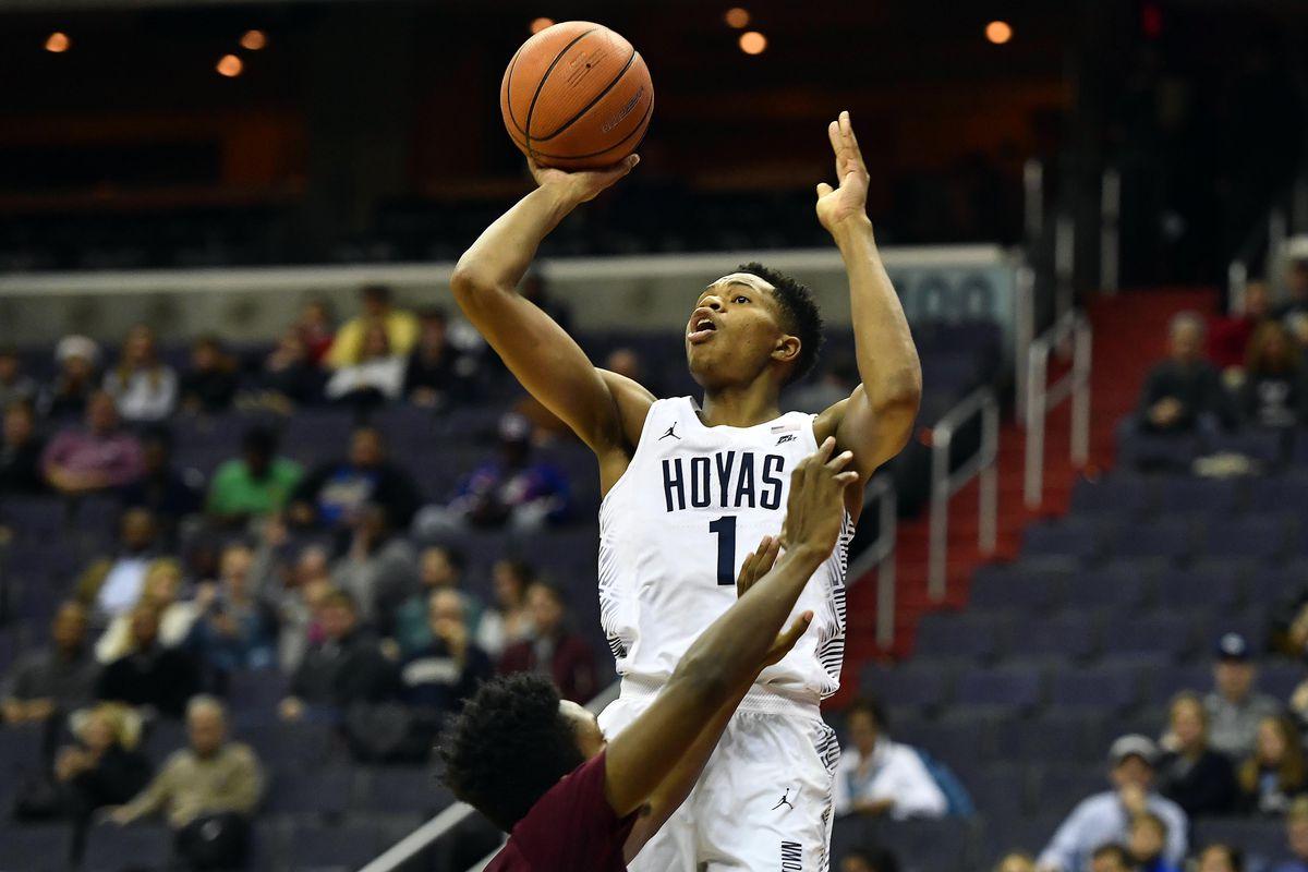 NCAA Basketball: Alabama A&M at Georgetown