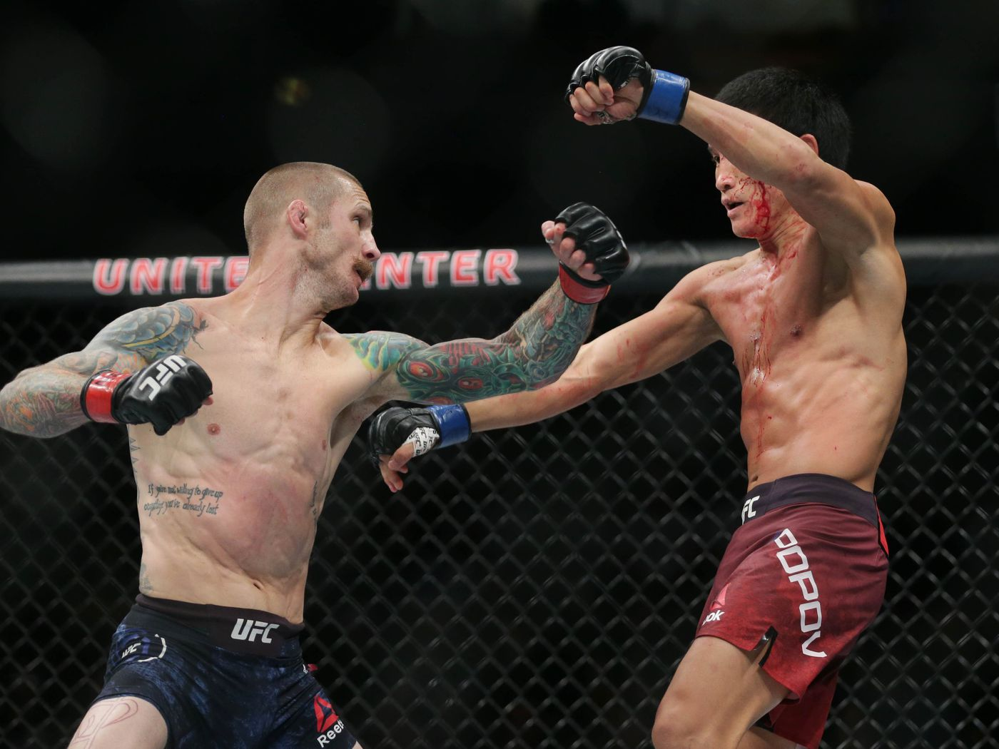 Image result for ufc 238 wineland