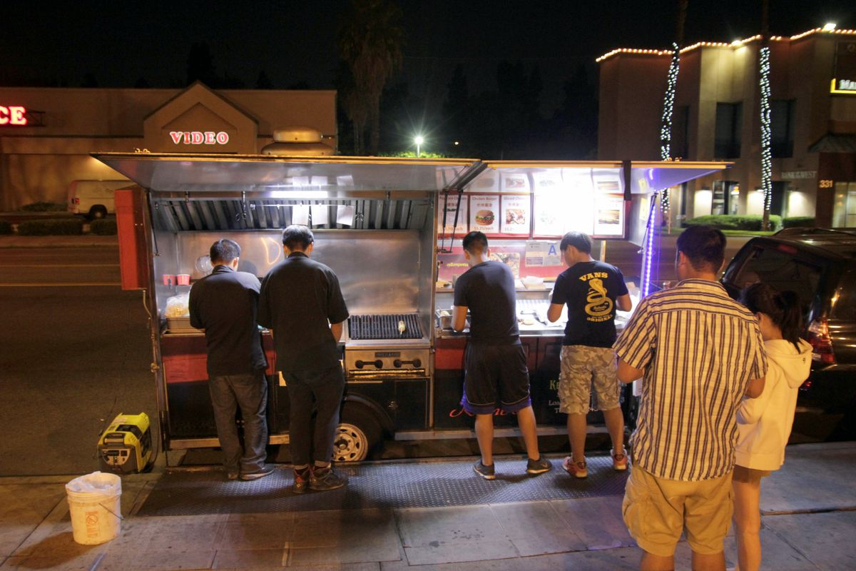 Late Night Austin Food Trucks