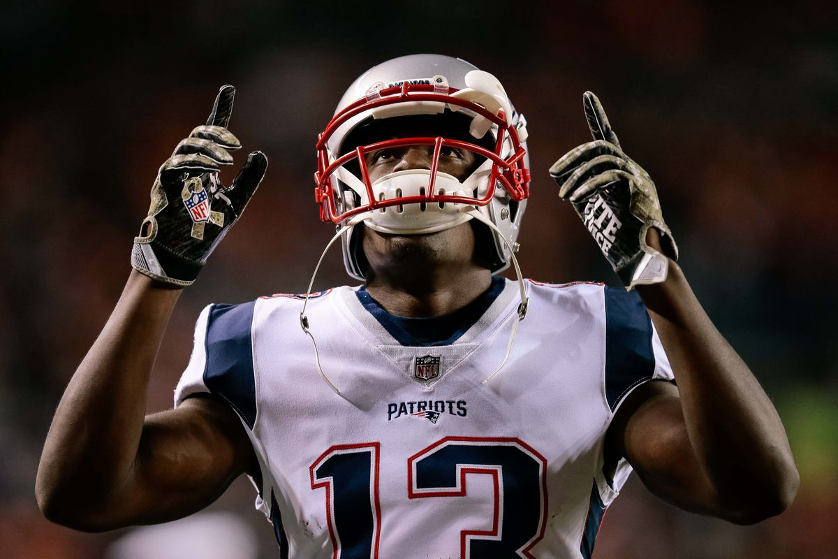 pretty nice 154a0 42210 New England Patriots 2018 roster breakdown: #13 WR Phillip ...