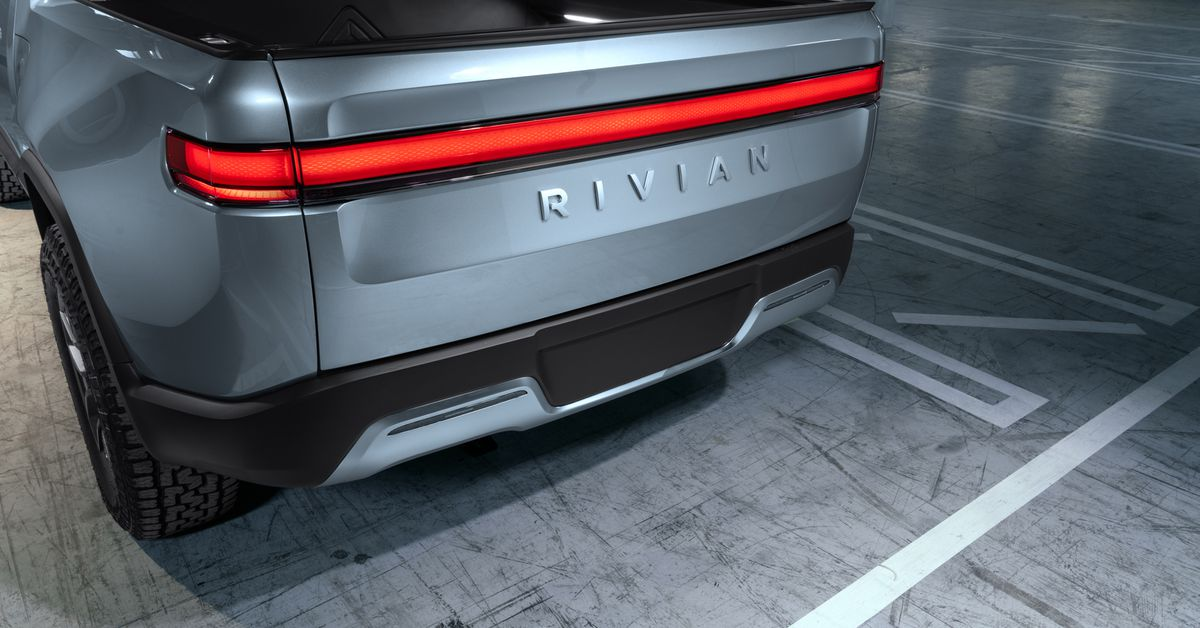 Ford will build an electric vehicle using EV startup Rivian's tech - The Verge