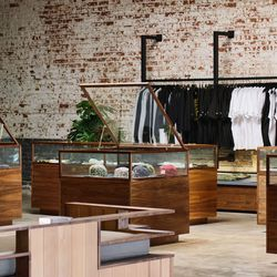 """Your next stop is <a href=""""http://www.crooksncastles.com"""">Crooks & Castles</a> (455 N. Fairfax Avenue), yet another mecca of next-level streetwear. We see why Nicole Richie's beau Joel Madden is <a href=""""http://la.racked.com/archives/2013/11/04/streetwear"""