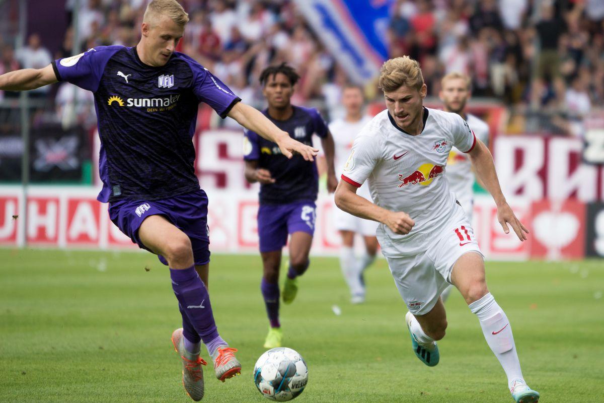 VfL Osnabrueck v RB Leipzig - DFB Cup