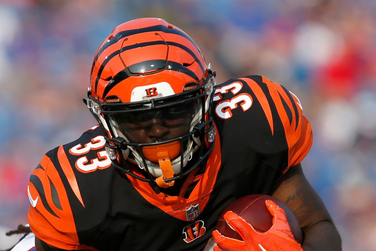 Bengals waive RB Tra Carson from IR with injury settlement - Cincy ...
