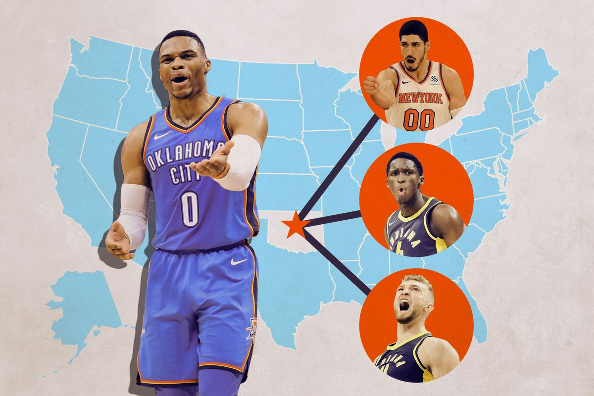 The Westbrook Effect  Do Players Really Get Better After Leaving OKC ... 9a437145d