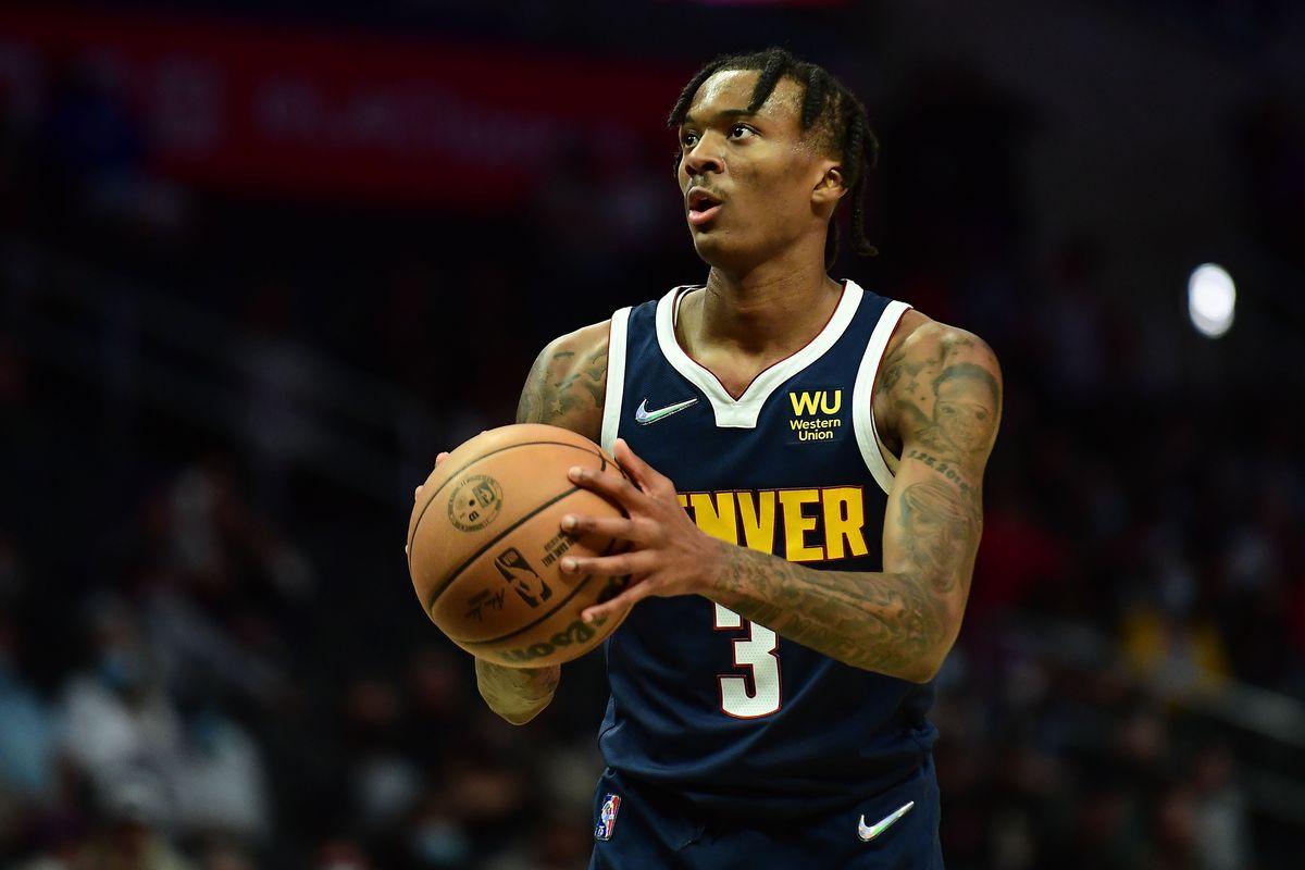 NBA: Preseason-Denver Nuggets at Los Angeles Clippers