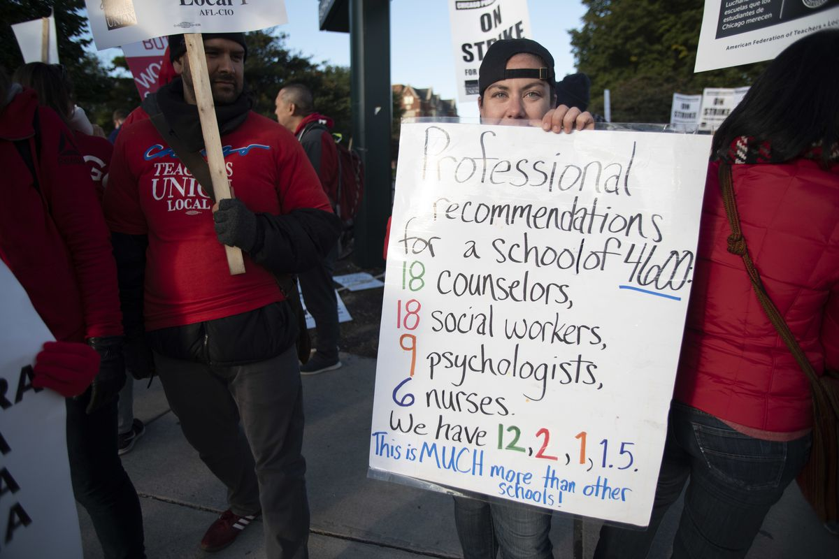 Don't let up, CPS, on hiring more school social workers and nurses