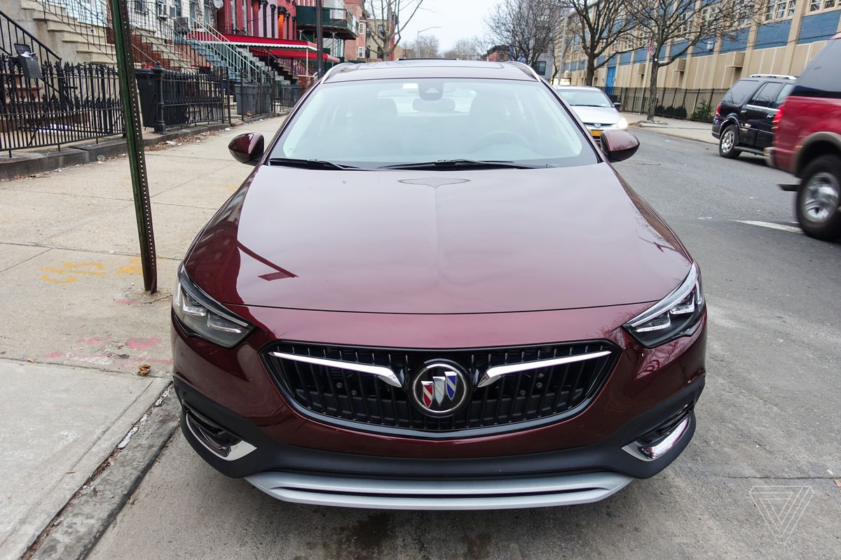 Buick Regal TourX shows the secret cool of station wagons - The Verge