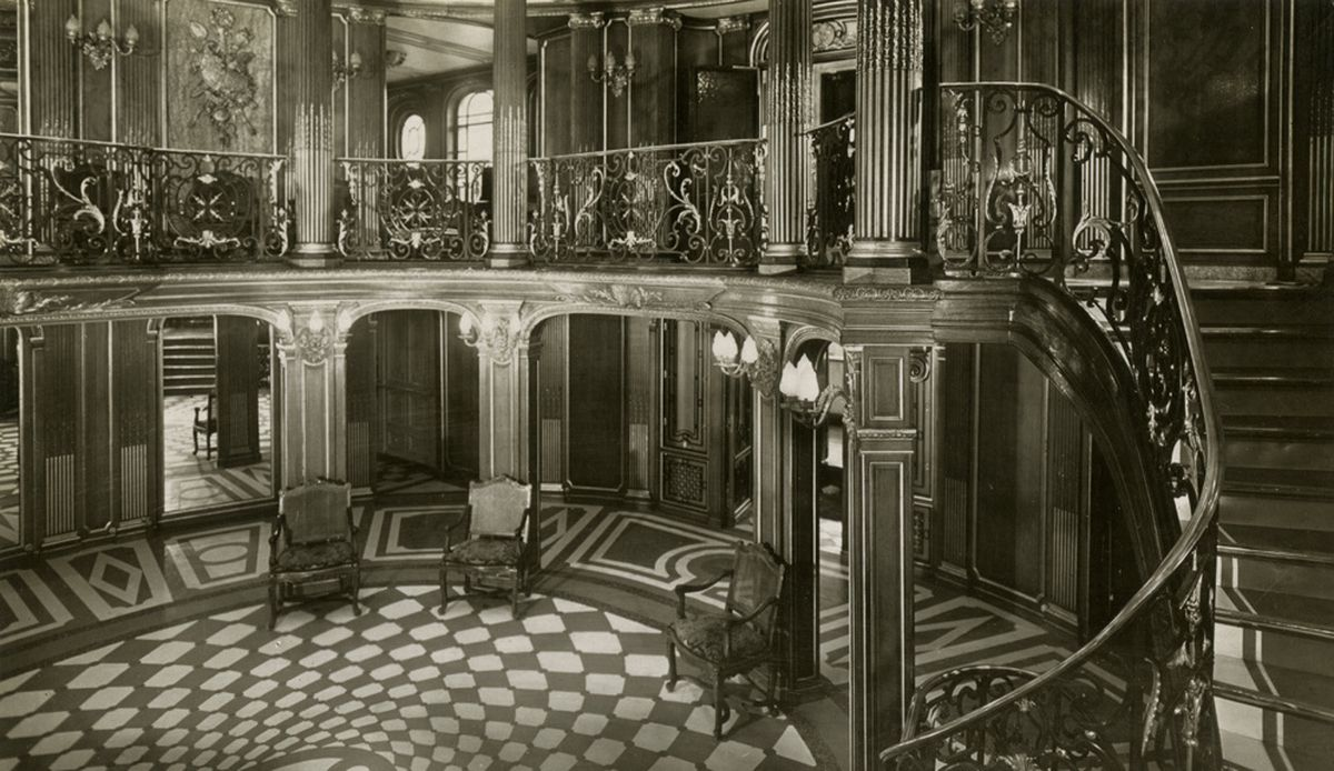 Grand Cafe Foyer Callantsoog : Why gilded age ocean liners were so luxurious curbed