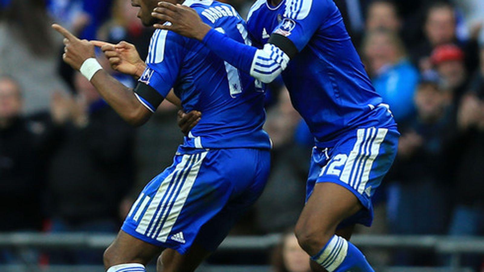 Chelsea Vs. Tottenham Hotspur, FA Cup Semifinal: Final ...