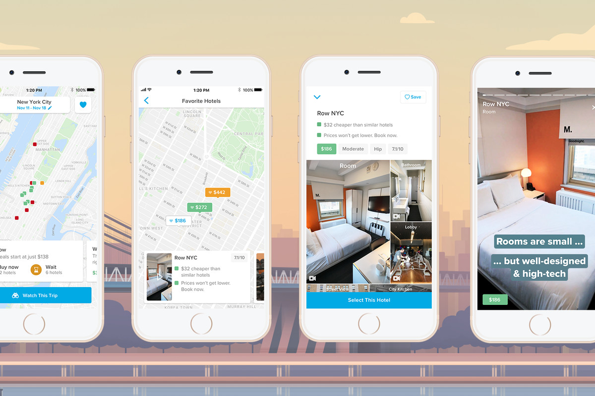 Hopper The Travel That Uses Algorithms To Identify Plane Tickets Is Now Rolling Out A Hotel Booking Service Starting Today