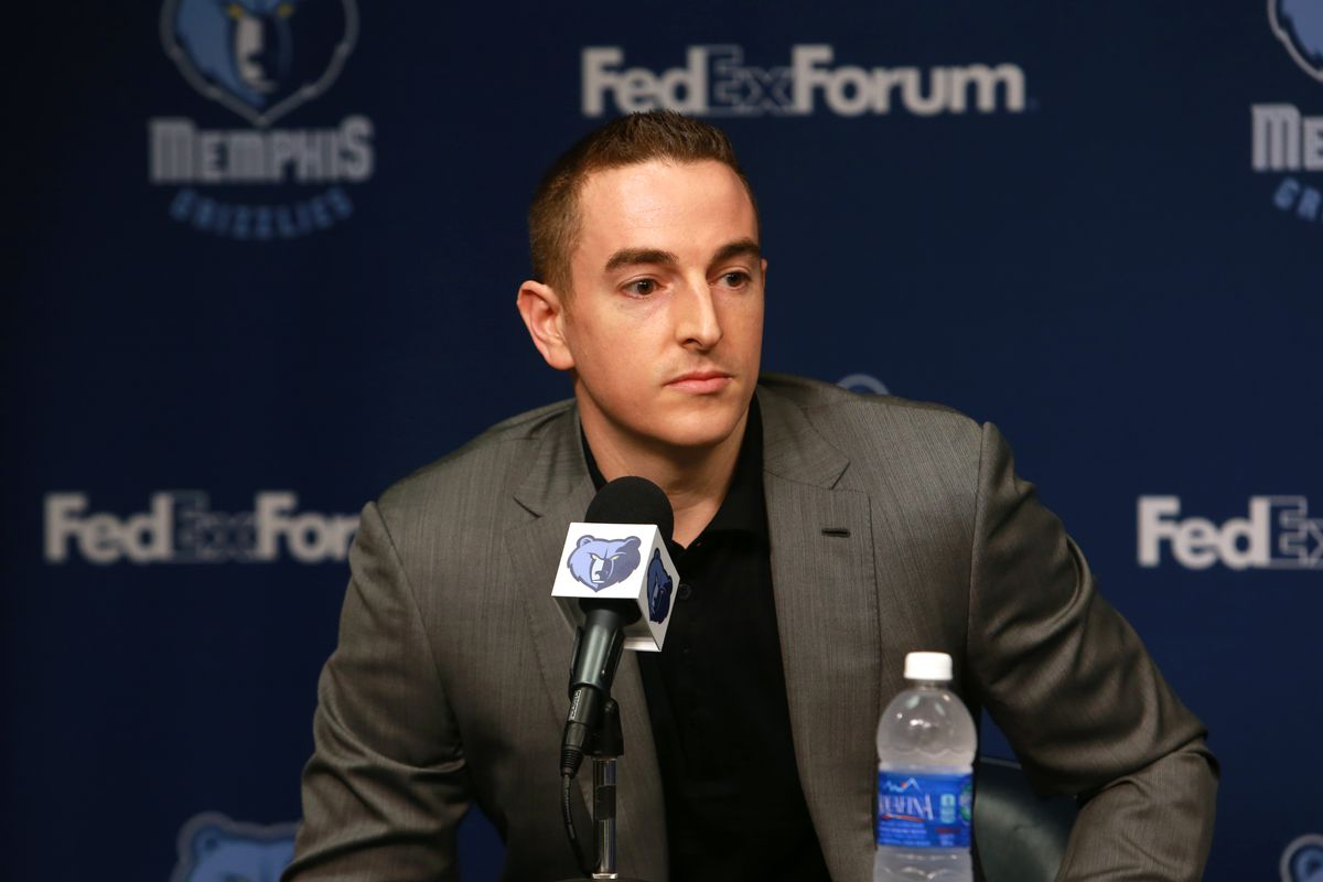 Memphis Grizzlies majority owner Robert Pera