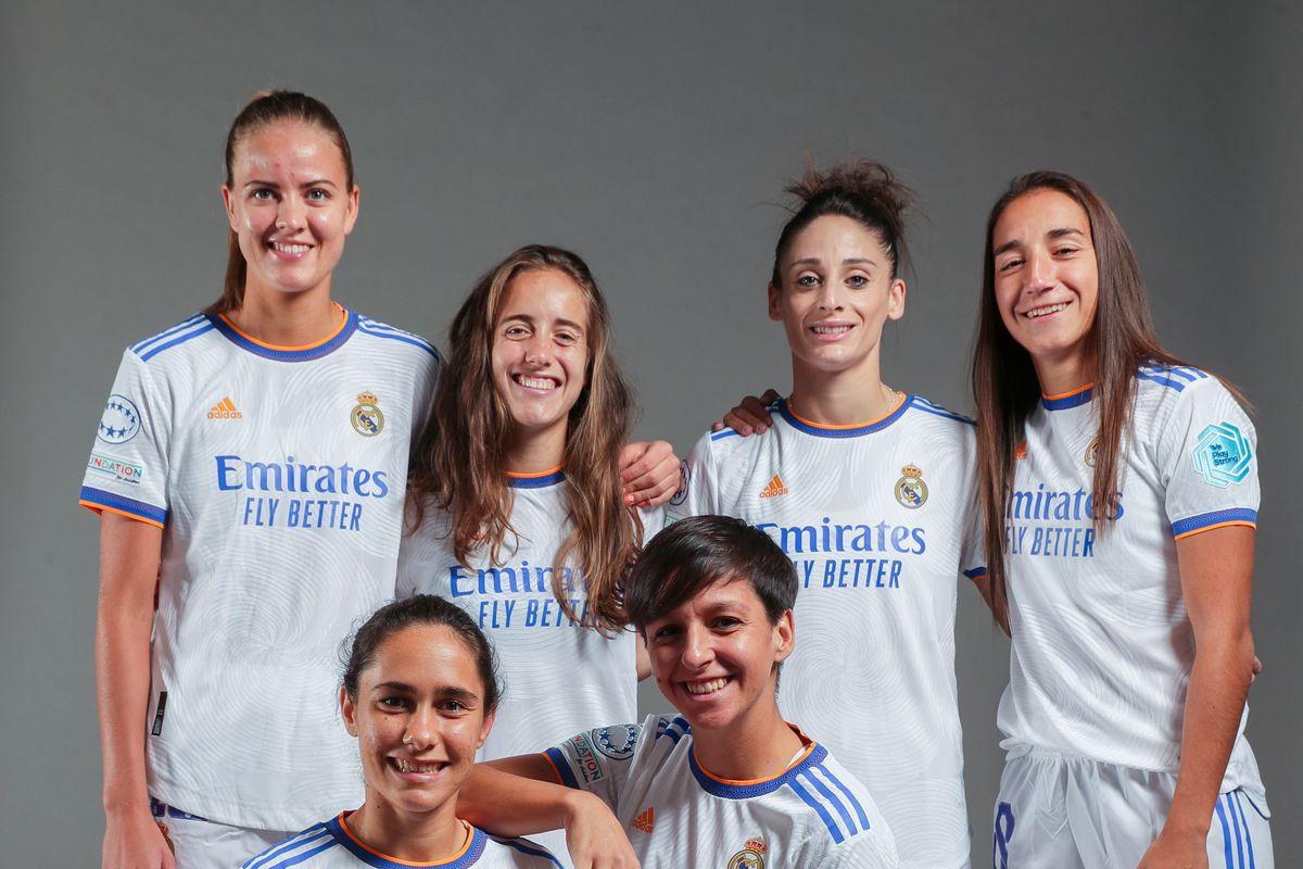 Real Madrid: UEFA Women's Champions League Portraits