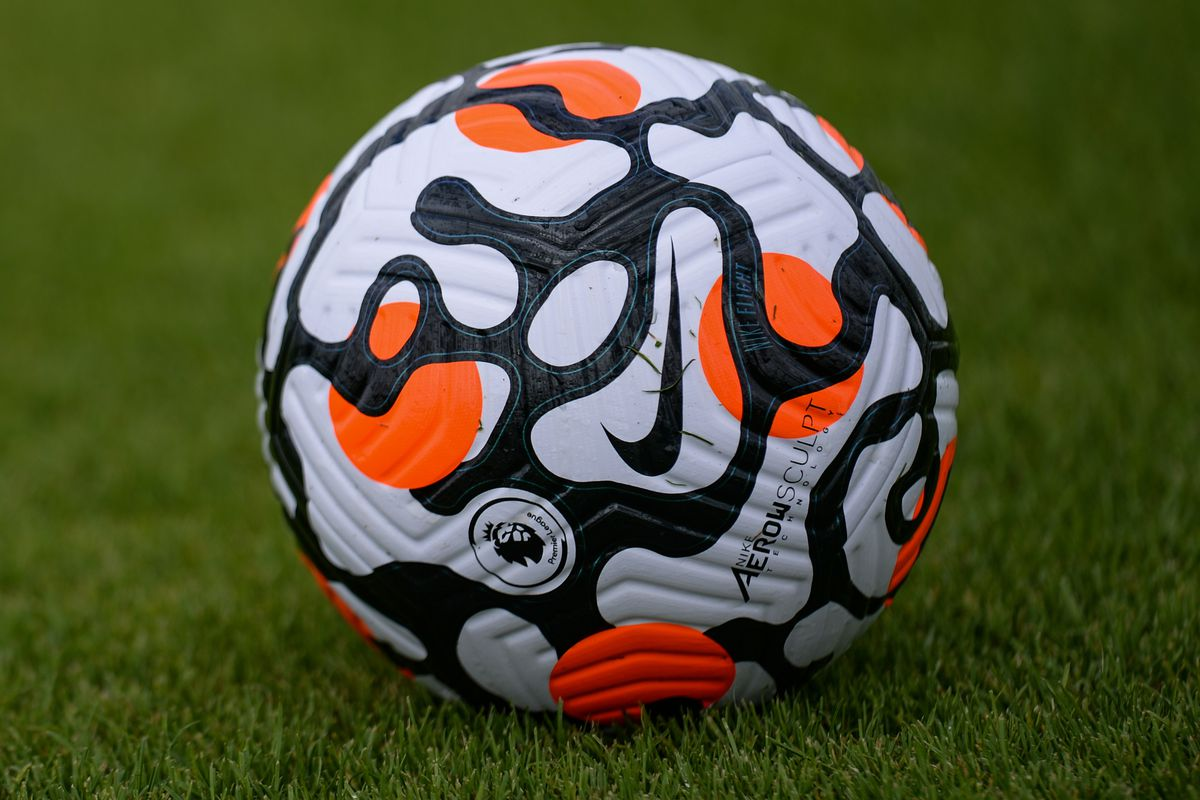 Official Ball - Pre-Season Training - Premier League